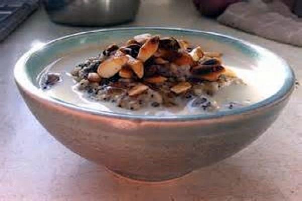 Porridge, Rezepte, vegan, vegetarisch, gesund